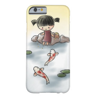 Cute Koi iPhone 6 case Barely There iPhone 6 Case