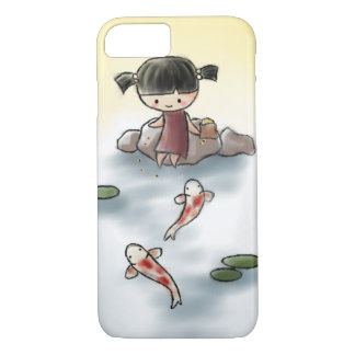 Cute Koi iPhone 7 case