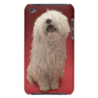 Cute Komondor Dog iPod Case-Mate Cases
