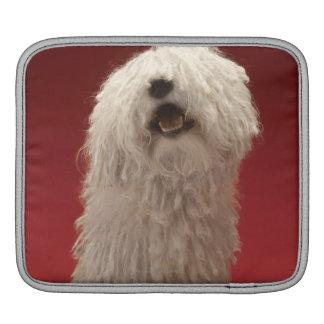 Cute Komondor Dog Sleeve For iPads