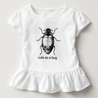Cute Ladybug Dress Shirt