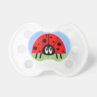 Cute Ladybug Pacifiers