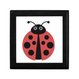 Cute Ladybug Gift Box