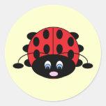 Cute Ladybug Stickers
