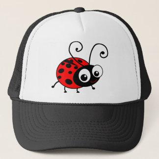 Cute Ladybug Trucker Hat