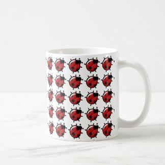 Cute Ladybugs Coffee Mug