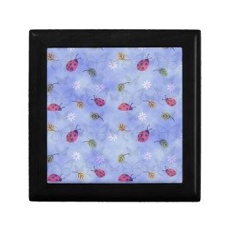 Cute Ladybugs Gift Box