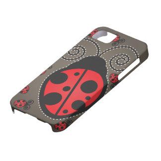 Cute Ladybugs iPhone 5 Case-Mate ID