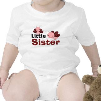 Cute Ladybugs Little Sister Tee Shirts