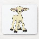 cute lamb mouse pads