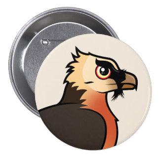 Cute Lammergeier 7.5 Cm Round Badge