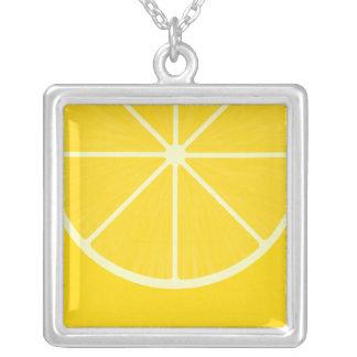 Cute Lemon Kawaii Necklace