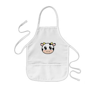 Cute Lil' Cow Apron