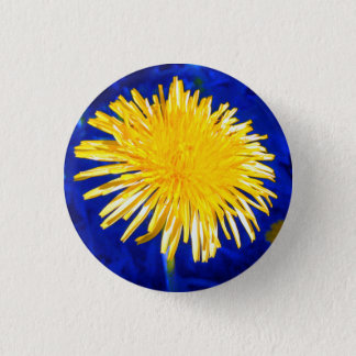 Cute 'lil' Dandelion Button