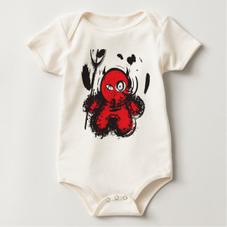 Cute LiL Devil Baby Bodysuit