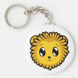 Cute Lil' Lion Keychain