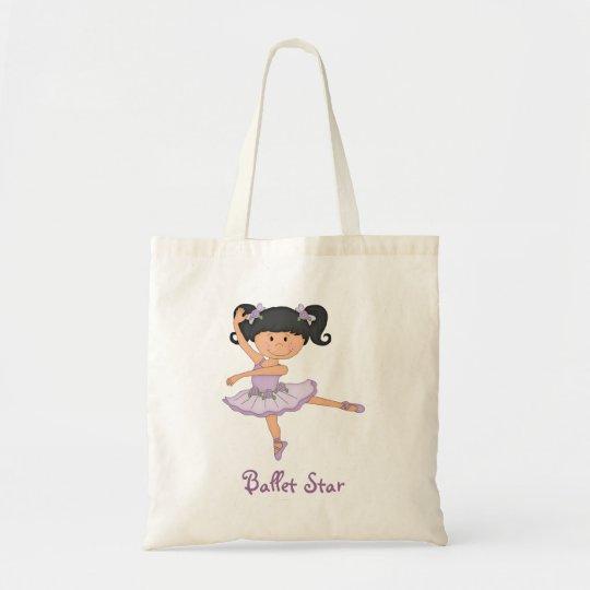 Cute Lilac Ballerina 1 Ballet Star