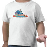 Cute Lilo & Stitch Stitch Sleeping Tshirt