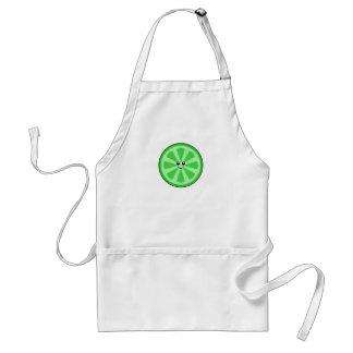 Cute Lime Standard Apron
