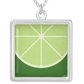 Cute Lime Kawaii Necklace