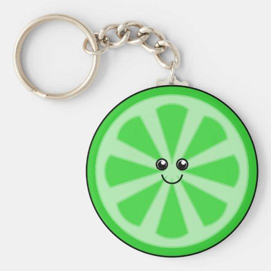 Cute Lime Key Ring