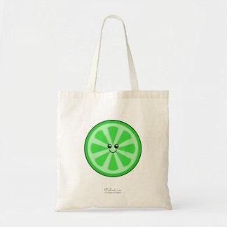 Cute Lime Tote Bag