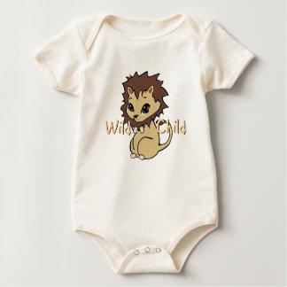 Cute Lion Baby Shirt