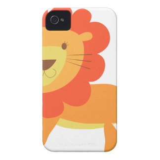 cute lion Case-Mate iPhone 4 case