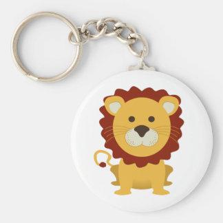 Cute Lion Key Chain