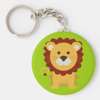 Cute Lion Key Chains