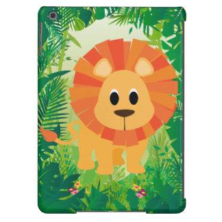 Cute Lion Sweet iPad Air Cover