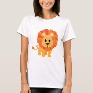 Cute Lion T-Shirt