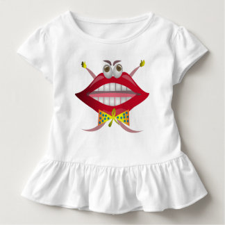 Cute Lips children t-shirt