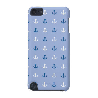 Cute Little Anchor Pattern iPod Touch (5th Generation) Covers