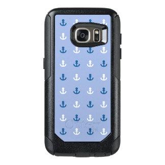 Cute Little Anchor Pattern OtterBox Samsung Galaxy S7 Case