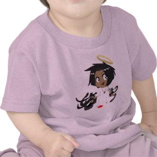 Cute Little Angel Girl Shirt