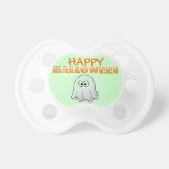 Cute Little Baby Ghost Cartoon Happy Halloween Dummy