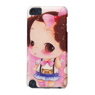 Cute little baby girl iPod touch 5G cover