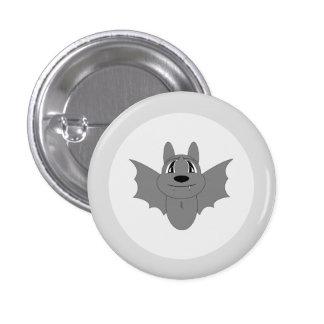 Cute Little Bat 3 Cm Round Badge