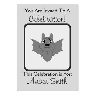Cute Little Bat Business Cards
