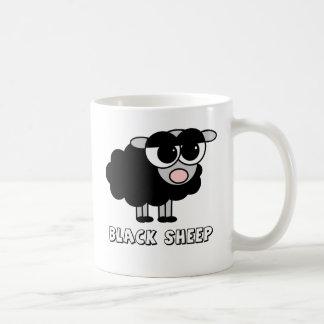 Cute Little Black Sheep Coffee Mug