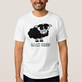 Cute Little Black Sheep Shirts