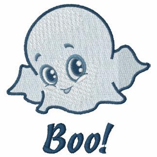 Cute Little Blue Spooky Ghost