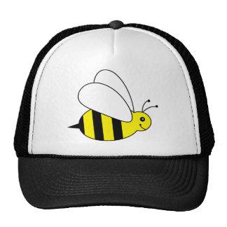 Cute Little Bumble Bee Honey Farm Cap