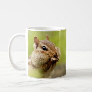 Cute Little Cheeky Chipmunk Coffee Mug