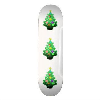 Cute Little Christmas Tree 19.7 Cm Skateboard Deck