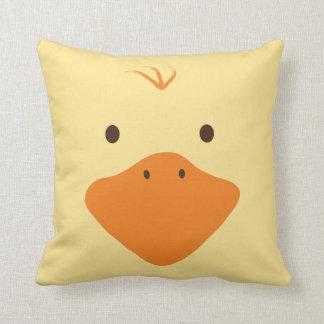 Cute Little Ducky Face Cushion