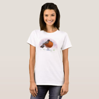 Cute little Fat Robin T-Shirt