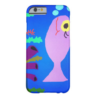 Cute Little Fish Barely There iPhone 6 Case