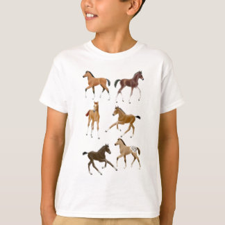 Cute Little Foals T-Shirt